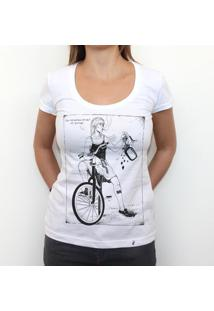 Morte Motor - Camiseta Clássica Feminina