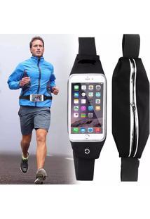 Pochete Fitness Cintura Corrida Caminhada Porta Celular Chaves