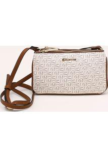 Bolsa Shoulder Bag Dmd Marfim - P
