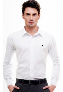Camisa Hat Trick Coelho Branca