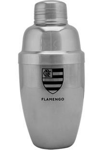 Coqueteleira Flamengo Escudo - 550 Ml - Unissex