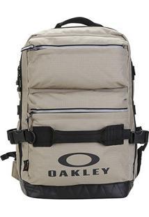 Mochila Oakley Utility Square Masculina - Masculino-Cáqui