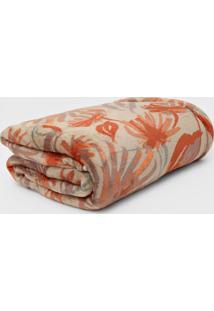 Cobertor Jolitex Casal Bege