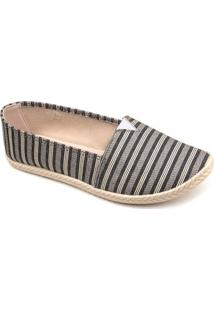 Alpargata Moleca 5287100 - Feminino-Jeans