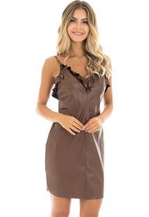 Vestido Cafe Mandi feminino  421c2f550ebbc