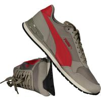 486e63d5511 Tênis Puma St Runner V2 Nl Cinza Fut Fanatics