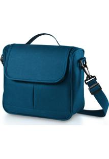 Bolsa Térmica Cooler Bag Azul Multikids Baby - Bb028