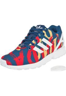 Tênis Adidas Originals Zx Flux W Multicolorido
