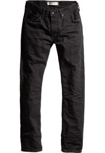 Calça Jeans Levis 505 Regular B&T (Plus Size) - 46X34