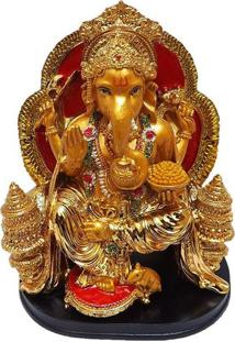 Escultura Deus Ganesh - Indiana