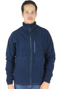 Casaco Fiero Power Inverno Thermo Fleece Azul