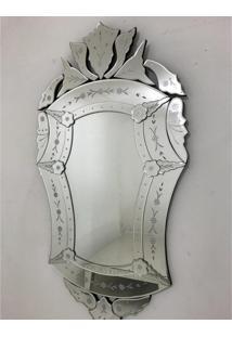 Espelho Veneziano Bisotado Decorativo Sala Quarto Als 35