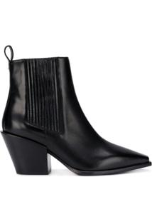 Aeyde Ankle Boot 'Kate' - Preto