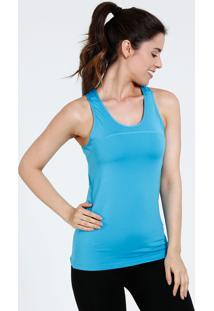 44d9df053f ... Blusa Feminina Fitness Active Nadador Marisa