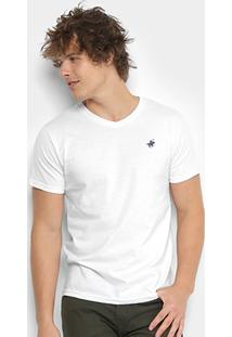 Camiseta Polo Up Gola V Masculina - Masculino