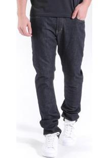 Calça Jeans Sl Fit Natural Wash Indigo Escuro