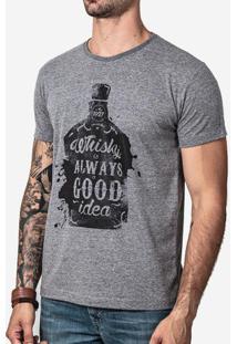 Camiseta Whisky 100174