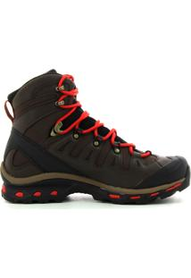 Bota Quest Origins Gtx Masculino Marrom/Preto 40 - Salomon
