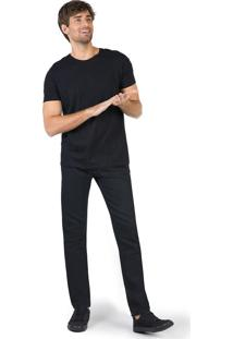 Calça Jeans Skinny Black