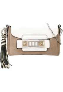 Proenza Schouler Bolsa Tiracolo Ps11 Soft Mini - Branco