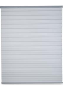 Persiana Zebra Premium Branco 180X220Cm