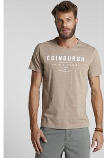 Camiseta Edinburgh