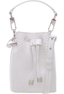 Bucket Bag Soft White | Schutz