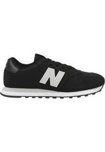 Tênis New Balance 500 Masculino - Masculino-Preto