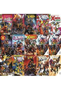 Papel De Parede Adesivo Revistas X-Man