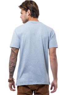 Camiseta Fallen Upset Mind Mescla