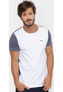 Camiseta Zune Bicolor Masculina - Masculino