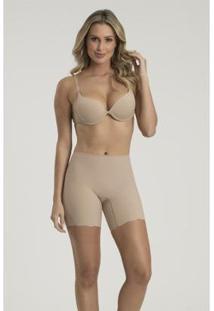 Sutiã Recco Multifuncional De Lycra - Feminino-Nude