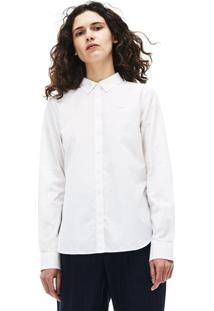Camisa Lacoste Regular Fit Branco