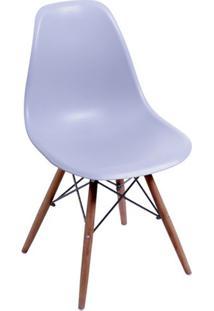 Cadeira Eames I Cinza