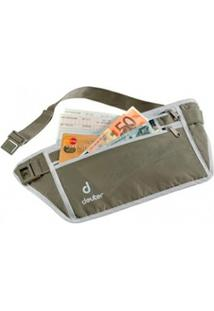 Pochete Security Money Belt Areia - Deuter - Unissex