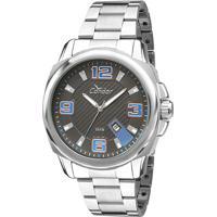 baf51644df5 Relógio Condor Analógico Co2315Av 3C Masculino - Masculino-Prata