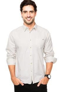 Camisa Triton Tricoline Off-White