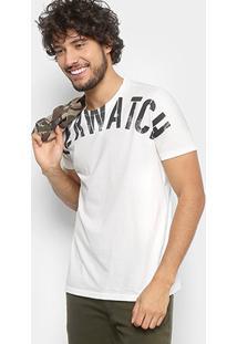 Camiseta Ellus Fine Over Watch Classic Masculina - Masculino