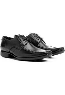 Sapato Casual Couro Shoestock Clássico - Masculino