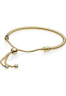 Bracelete Crie & Combine - Cordão Pandora Shine - 17,5 Cm