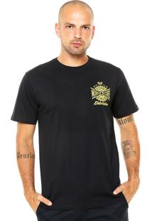 Camiseta Mcd Motor Rythm Preta