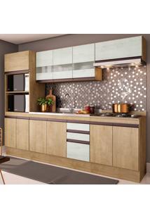 Cozinha Compacta Amália 12 Pt 2 Gv Nogueira E Gelo