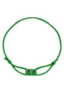 Pulseira Togetherband Mini Goal 03 - Verde