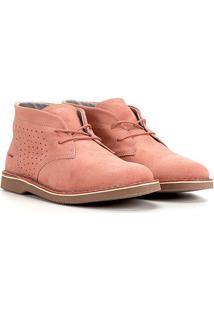 Sapato Casual Kildare Filey Veludo Cano Médio Masculino - Masculino