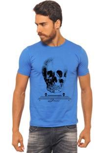 Camiseta Joss - Caveira Cranio - Masculina - Masculino