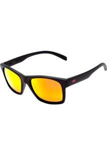 Óculos De Sol Hb Unafraid Polarizado Masculino - Masculino-Preto