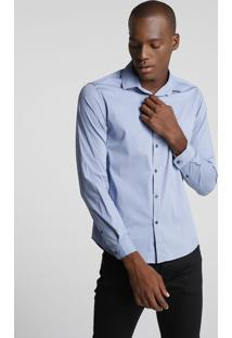 Camisa Básica Manga Longa