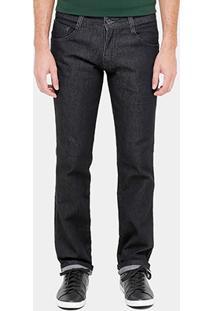 Calça Jeans Slim Fit Biotipo Escura Masculina - Masculino