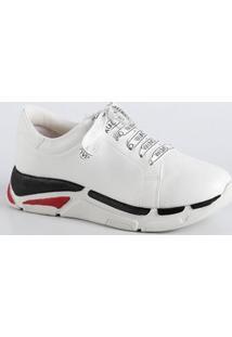 4da12f5e6 ... Tênis Feminino Chunky Sneaker Via Uno 385001Seavv