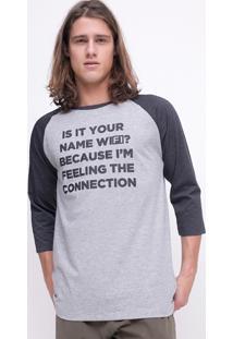 Camiseta Is It Your Name Wifi?